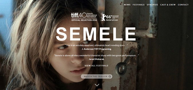 Semele Short Film